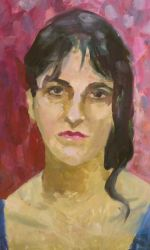 Marianna Gorelova, Italian girl