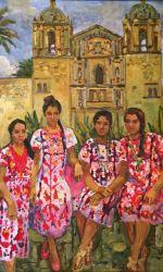 Edalia Olivo-Gomez, Oaxaca girls