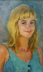 Michael McKeown, Portrait of my niece