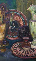 "Susan Butler, ""Pottery from Oaxaca"